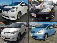 Japanese and Durable used car importers for irrefrangible accept orders from one car
