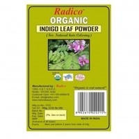 Ecocert Certified Indigo Hair Color Powder