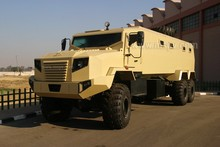 Military vehicles - Armored Personnel Carrier - MSPV PANTHERA 6 X6 KRAZZ