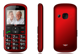 latest old man mobile phone with dock zini Z19 quality CE&FCC cellphone