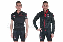 Cycling wear outfit
