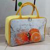 Canvas Travel Bag Fresh Fruit Edition