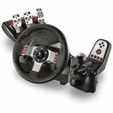 Logitech G27 Racing Wheel 941-000045
