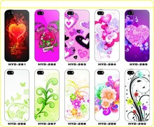 Colour Printing Custom Mobile Phone Case Cover For HTC