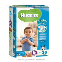 HUGGIES JUNIOR BOY JUMBO 36PCS