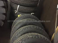 high quality second hand used car tire