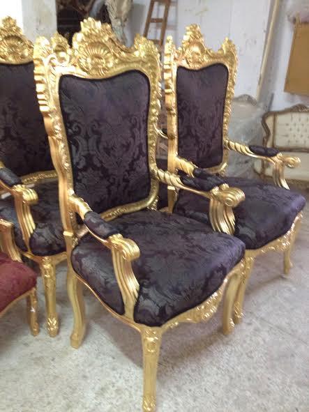 Muebles barrocos modernos el estilo de arte barroco surgi for Muebles estilo barroco moderno
