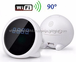 WiFi Clock Camera DVR P2P For iphone Android Phone(WCH-25)
