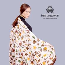 """Amparan Pattern"" Hand Drawn Indonesia Batik Fabric"