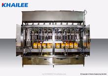 Edible Oil - Automatic In-Line Piston Filling Machine