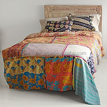Vintage Kantha Throws wholesaler from India