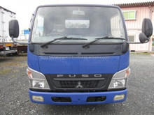 Used Mitsubishi Fuso Canter PDG-FE71DD 3t dump truck 2007