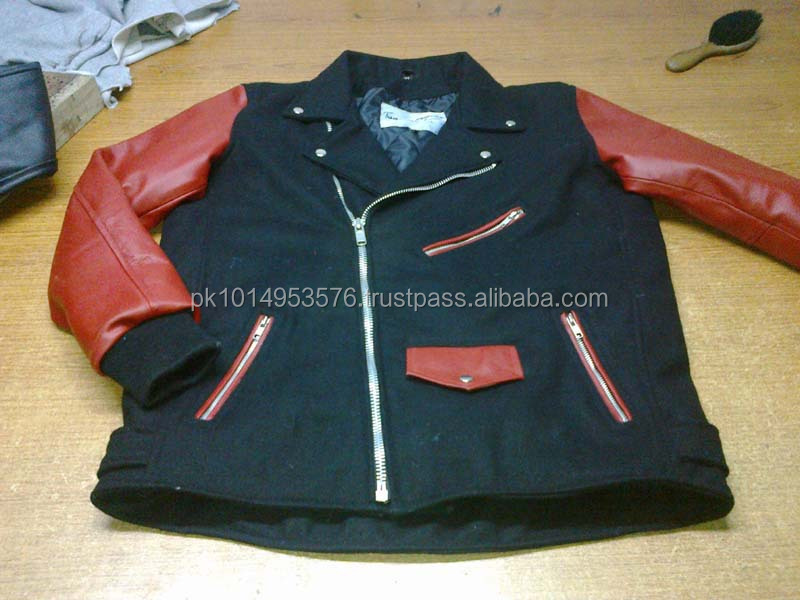 Varsity Jackets/Wholesale Blank Varsity Baseball Jackets/Kids Varsity Letterman Jackets/Custom Varsity Jackets With Custom Patch