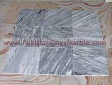 EXPORT QUALITY SUNNY GREY MARBLE TILES