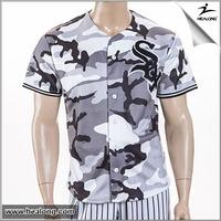 Top quality custom made baseball uniform for college team