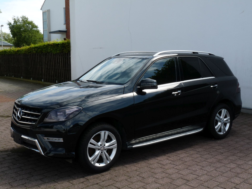 mercedes benz ml350 bluetec price south africa