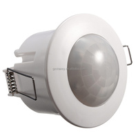 New Arrival High Quality 360 Degree Mini Recessed PIR Ceiling Occupancy Motion Sensor Detector Switch NEW