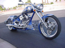 FOR NEW American Custom Choppers - Pro Street Custom