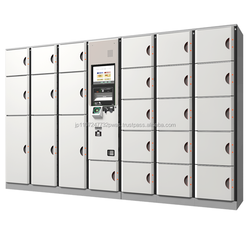 High-performance keyless intelligent gym locker lock for electronic money