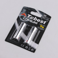 Powerful alkaline dry cell battery clr14 batteries 1.5v with water heater