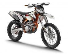2014 KTM 250 EXC Six Days