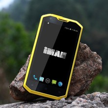 super cheap mobile phone android 4.4 quad core smartphone dual sim IP67 rugged waterproof phone