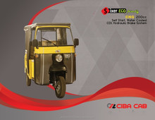 Auto Rickshaw Seven Seater