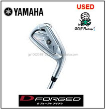 low-cost golf club holders and Used Iron Set YAMAHA inpres X D FORGED with good condition