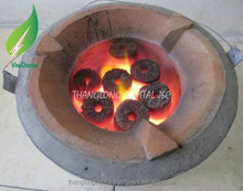 100% natural high value calorific coconut shell charcoal for barbecue
