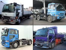 Reliable and High quality used nissan diesel ud truck with good fuel economy made in Japan
