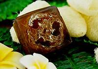 Handmade Soap - Natural Spa Fruit Soap. Luffa Tamarind soap (95 Grams)