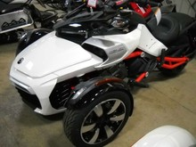 New Urgent Sales for 2015 Can-Am Spyder F3-S SE6 Motorcycle