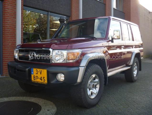 Used cars toyota land cruiser hzj 76 pick up lhd 3873 diesel buy