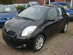 Toyota Yaris Car - Left Hand Drive - Stock no:11229