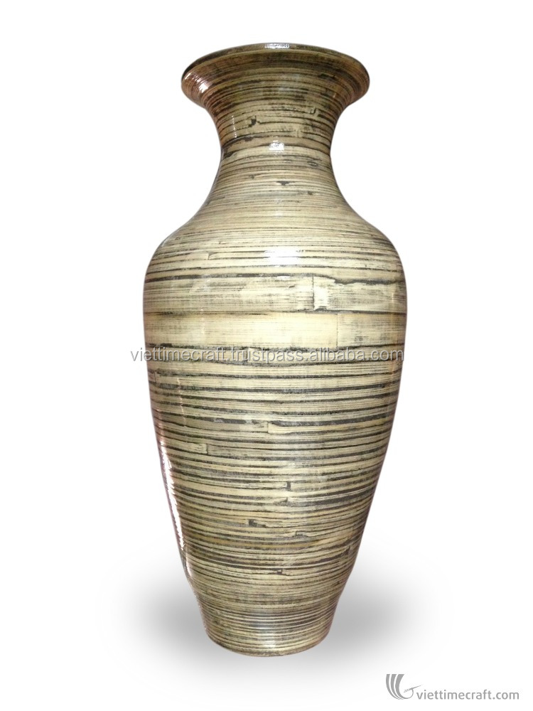 Home Decor Beautiful Ceramic Vases Made In VietnamHot