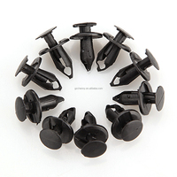 10x 8mm ATV Clips FOR Honda /Suzuki king Quad Vinson Z250 For Kawasaki KFX 400 700
