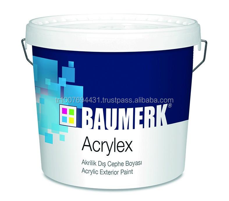 Acrylic Exterior Paint