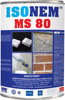 ISONEM MS 80 - Transparent Exterior Waterproofing