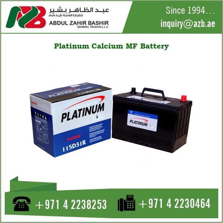 42b19l - Platinum Calcium Mf Battery For Japanese Vehicles - Buy Calcium Mf Battery Manufacturer ...
