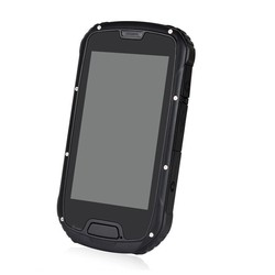 MTK6589 quad core smartphone GPS 3G Dual SIM 4.3inch 8MP rear camera 2800mah smartphone NFC IP68 phone NFC S09