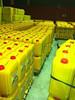 Edible vegetable RBD palm olein oil