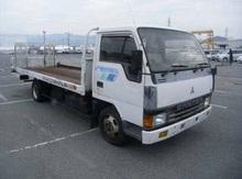 1993 Mitsubishi Canter Car Carrier YK23008/U-FE437F/4D33 4200cc