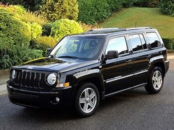 Used Jeep Patriot 2.0 CRD Limited Pick Up - Left Hand Drive - Stock no: 12696