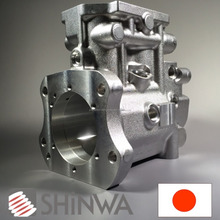 High quality and Various kinds of 3D casting & machining service for making vehicle parts with clean finish made in Japan