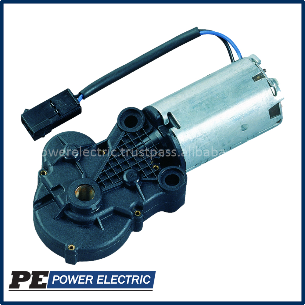 Brushed Dc Worm Gear Motor 24v Pe404682 Buy Worm Gear Motor Product On