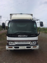Various types of used small truck , used wing trucks available