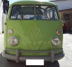 VW Bus (classic kombi) 1974