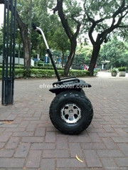 Self Balancing electric Scooter off road type