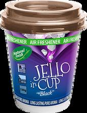 NATURAL FRESH JELLO IN CUP air freshener in gel