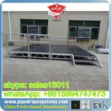 rk 2015 hot sale aluminum portable stage portable stage platform